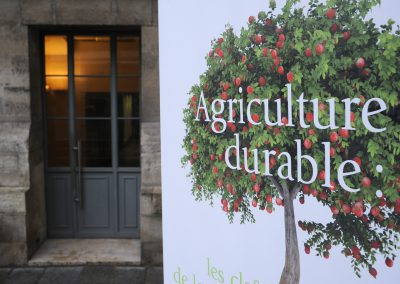 6èmes Rencontres internationales de l'Agriculture durable - Paris 29 février 2014