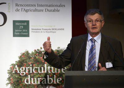 Jean-Charles BOCQUET, Directeur général de l'ECPA (European Crop Protection Association)