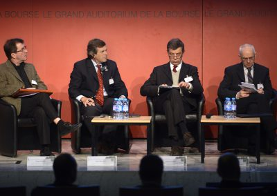 "Table ronde ""L'agriculture durable, un modèle d'adaptation global"""
