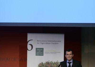 Sébastien ABIS, administrateur au secrétariat général du CIHEAM
