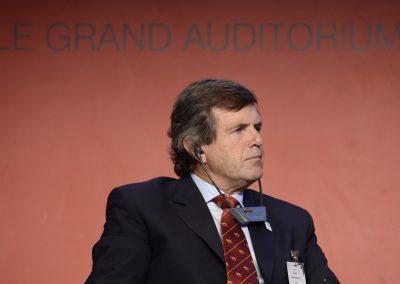 César BELLOSO, Président de l'AAPRESID (Argentine)