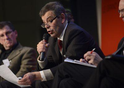 Michel DUBOIS, Directeur de la spécialité Agriculture de l'Institut LaSalle Beauvais